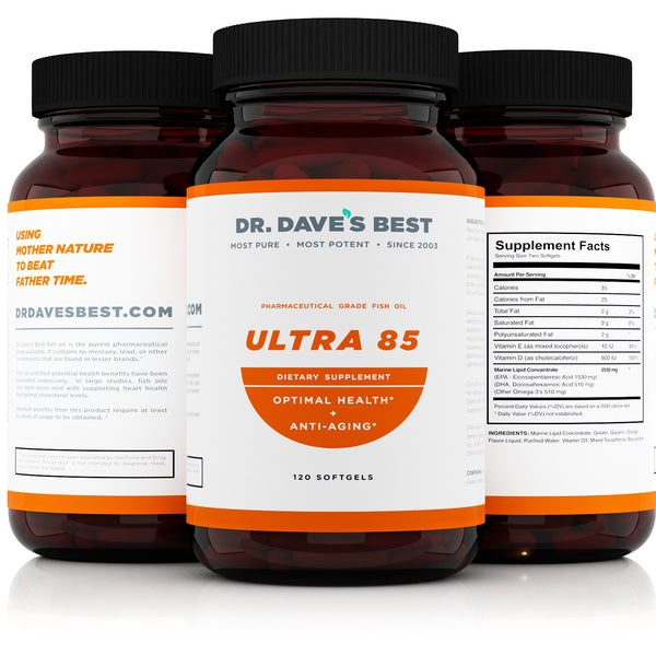 Dr. Dave's Best Ultra 85