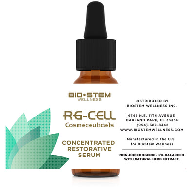 RG Cell Concentrated Restorative Serum - DrDavesBest
