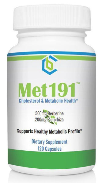 A pharmaceutical-grade supplement for metabolic syndrome.