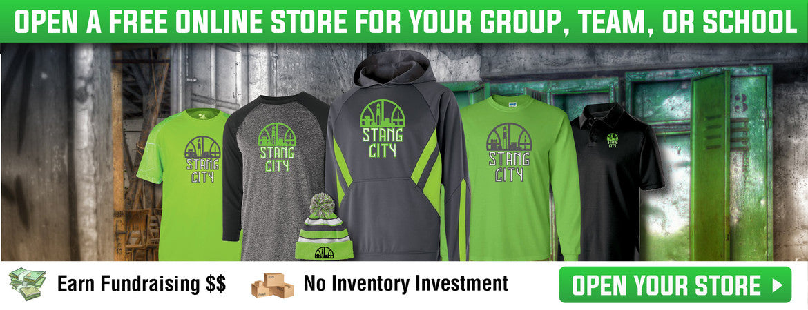 Check out our Team Store options