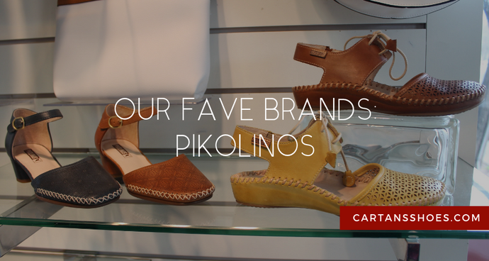 Our Fave Brands: Pikolinos