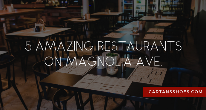 5 Amazing Restaurants on Magnolia Avenue