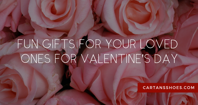 Last Minute Fun Valentine's Day Gifts For Your Loved Ones