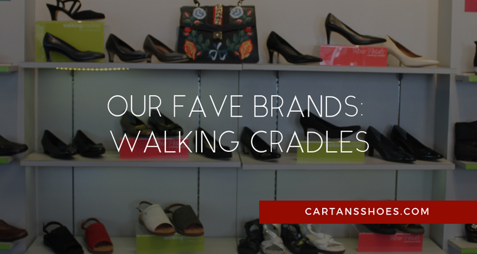 Our Fave Brands: Walking Cradles