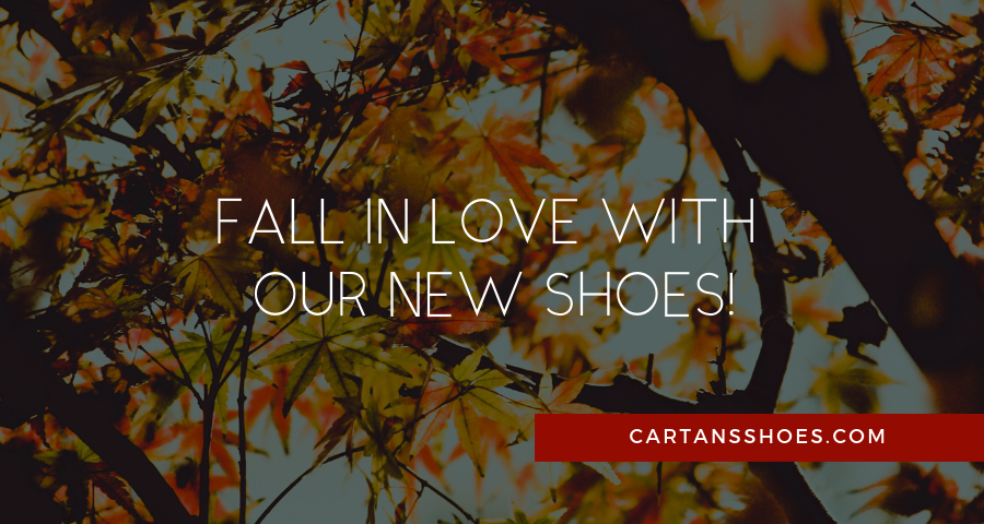 cute fall shoes at cartan's shoes in dfw