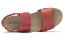 Beaumont Two-Strap Sandal