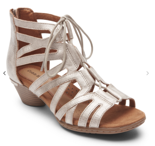Laurel Caged Sandal