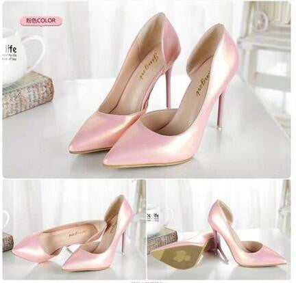 ... New 2016 Brand Shoes Woman High Heels Pumps Stiletto Thin Heel Women s  dress Shoes Nude Wedding ... 431f2524dc26