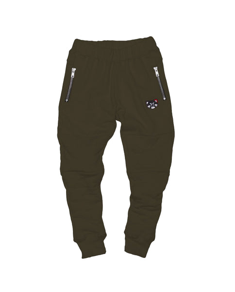 Jogger (Army Green)
