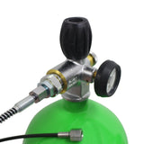 ShootAir S9 - 9 Litre PCP Air Rifle Charging Bottle with Valve & Charging Equipment - Air Tanks paintball