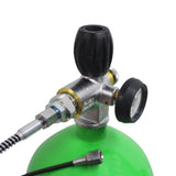 ShootAir S2 - 2 Litre PCP Air Rifle Cylinder with Valve and Charging Equipment - Air Tanks paintball