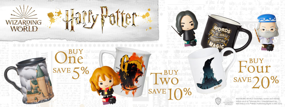 Harry Potter Charms & Mugs