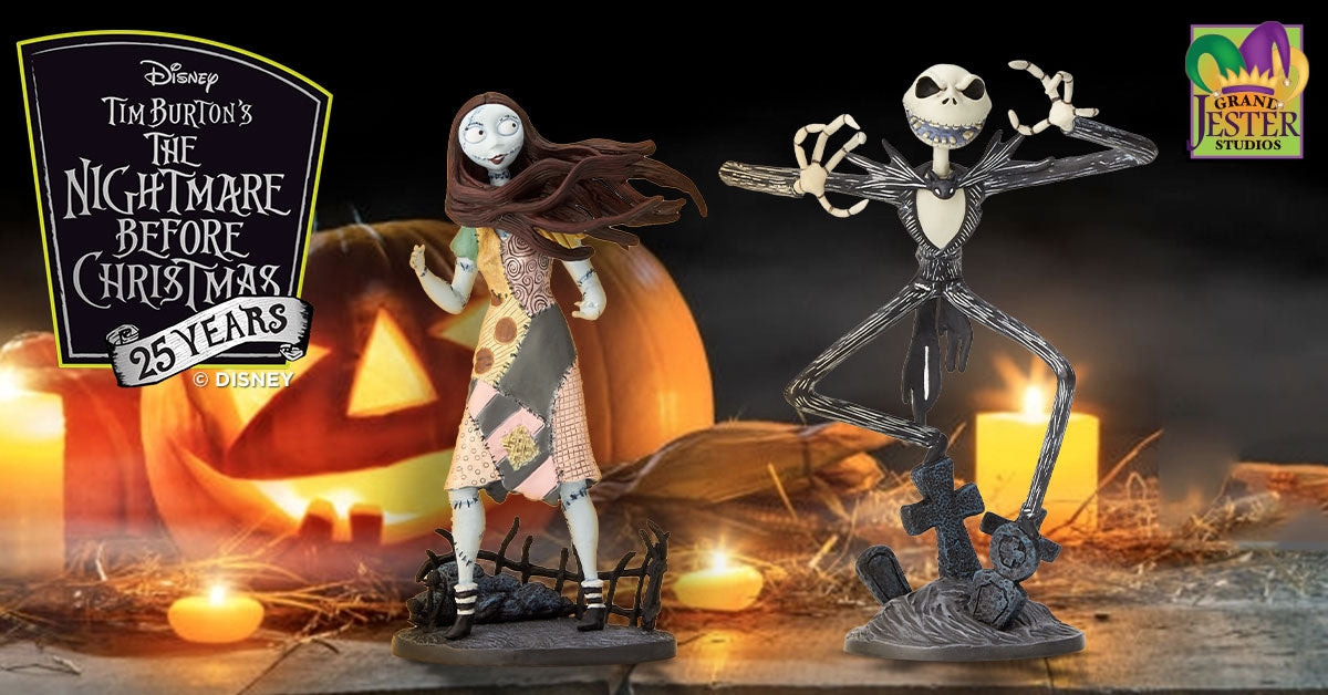 The Nightmare Before Christmas Enesco Gift Shop