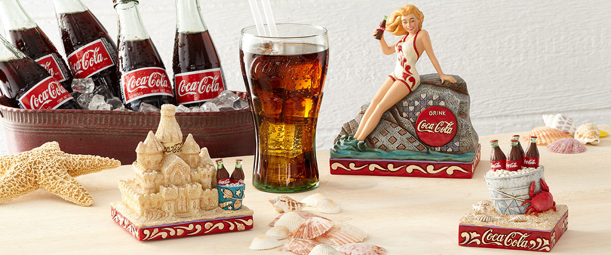 Coca-Cola by Jim Shore