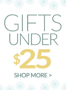 More gifts under $25