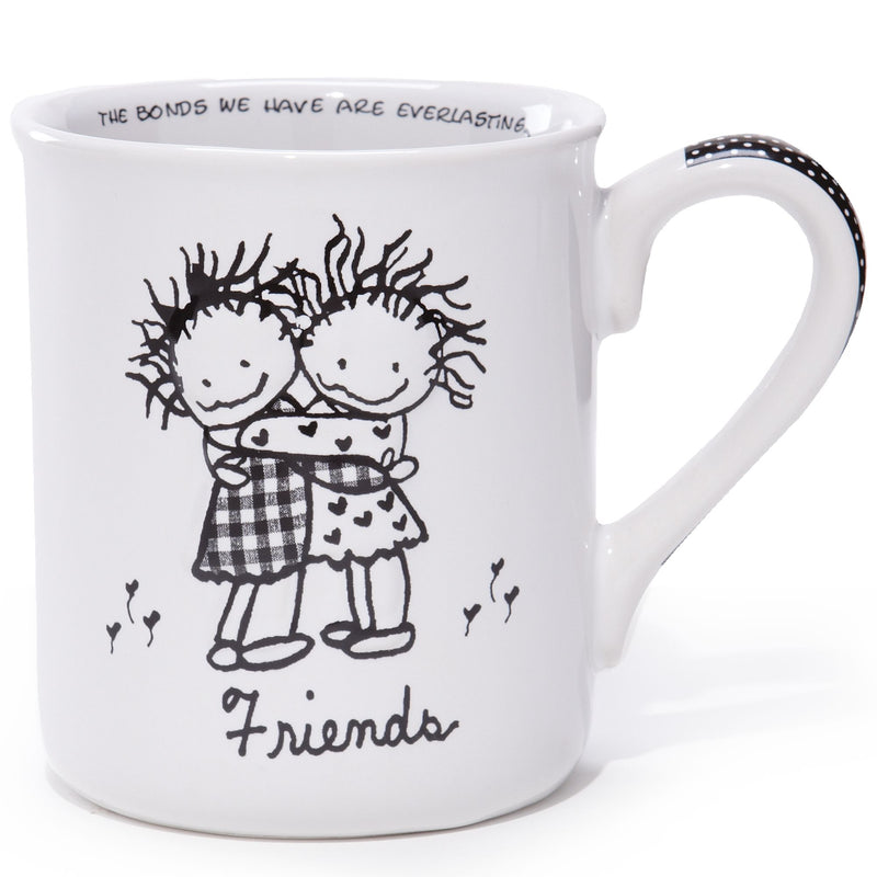 Friends (Girls Hug) Mug