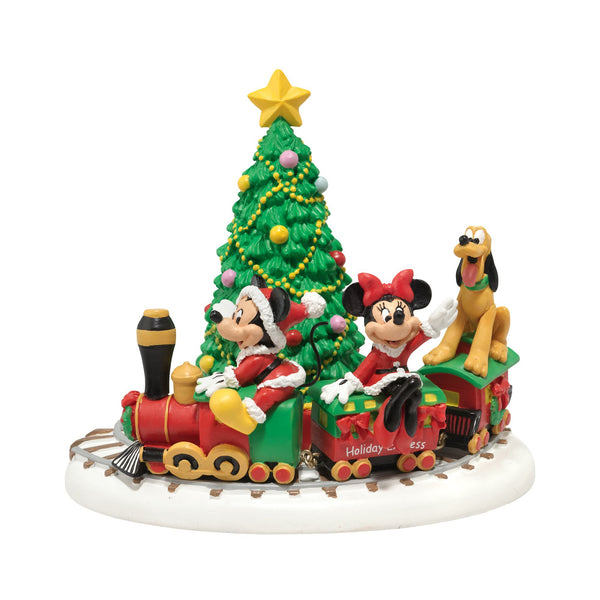 release date: a4caf 809db Mickey s Holiday Express