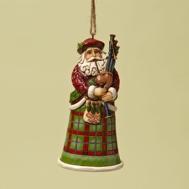 Scottish Santa – Enesco Gift Shop