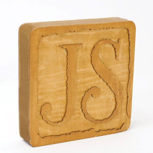 JS Collection Logo Sign