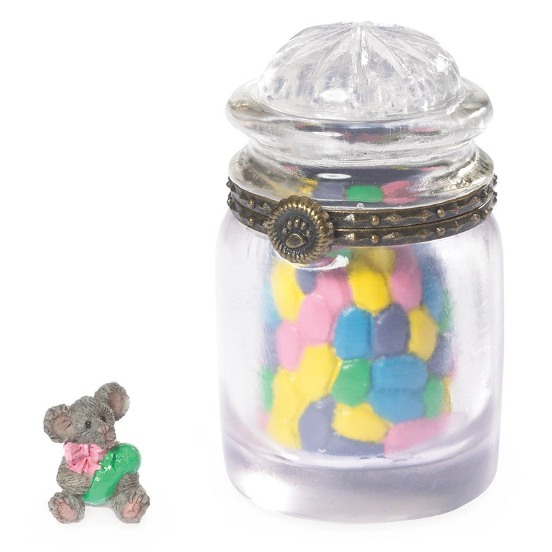 CANDY JAR TREASURE BOX