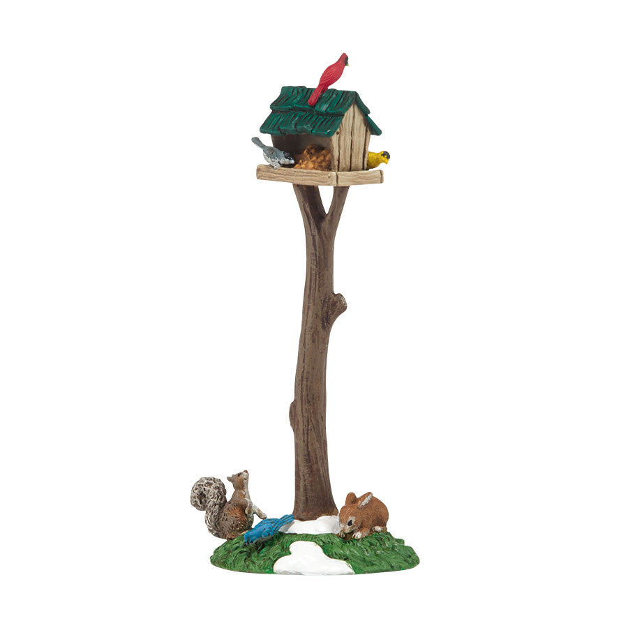 Woodland Bird Feeder