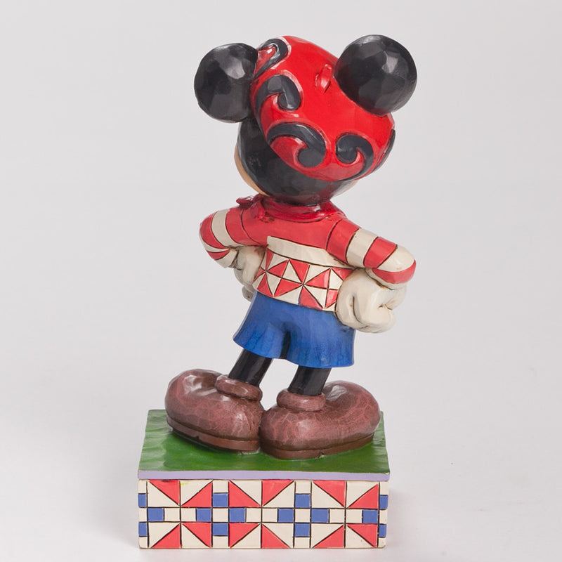 Mickey in France