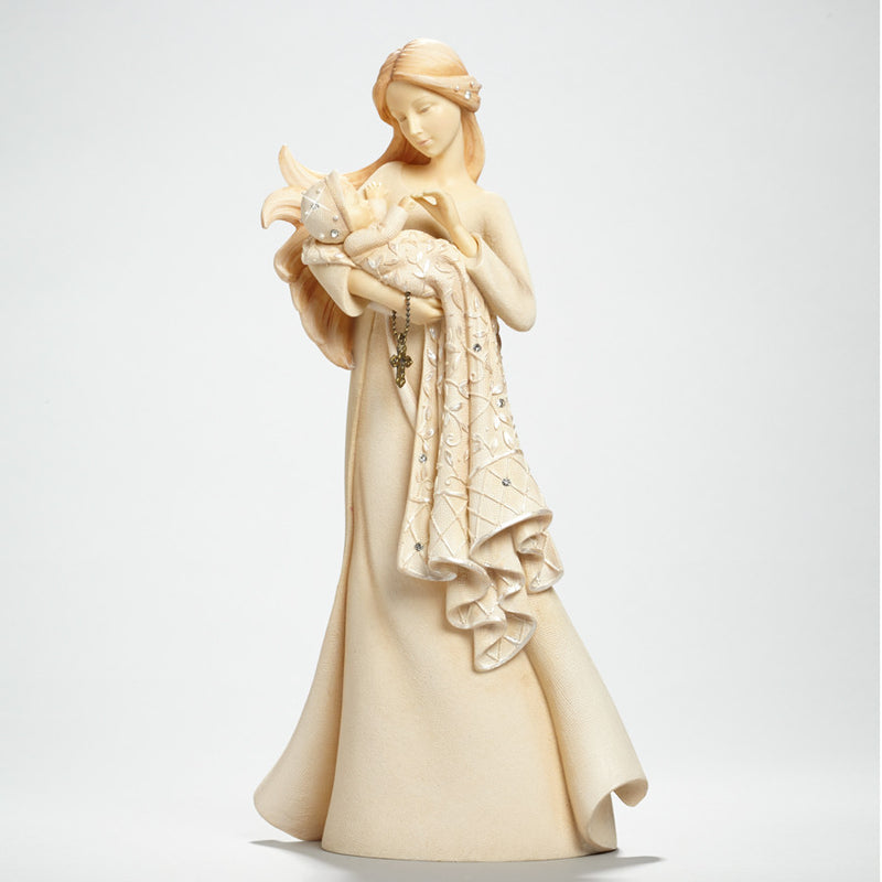 Christening Figurine