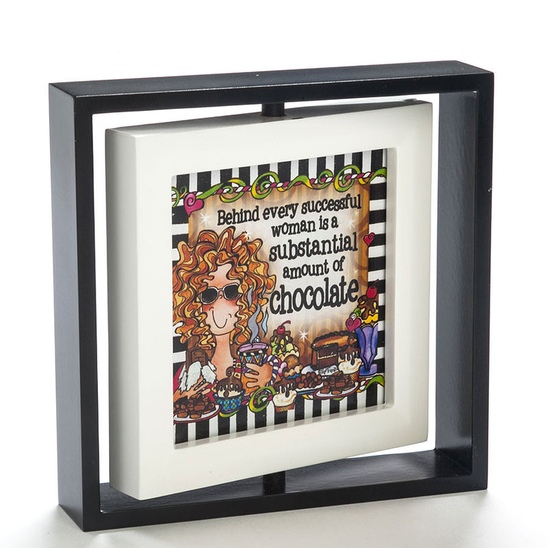 Chocolate Frame