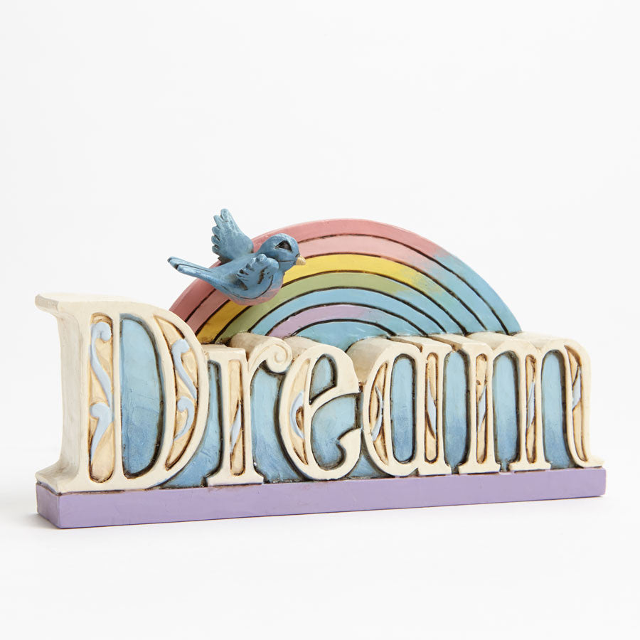 Dream Word Plaque