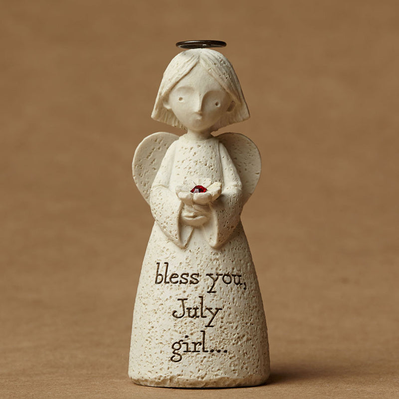 July Mini Birthday Angel