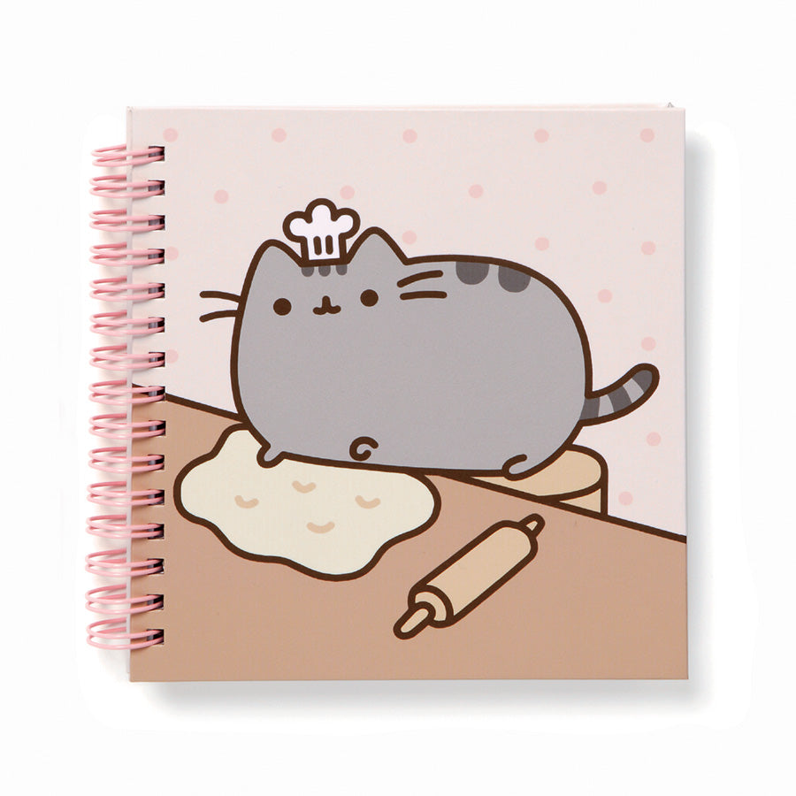 Pusheen Baking Notebook, 80 pg
