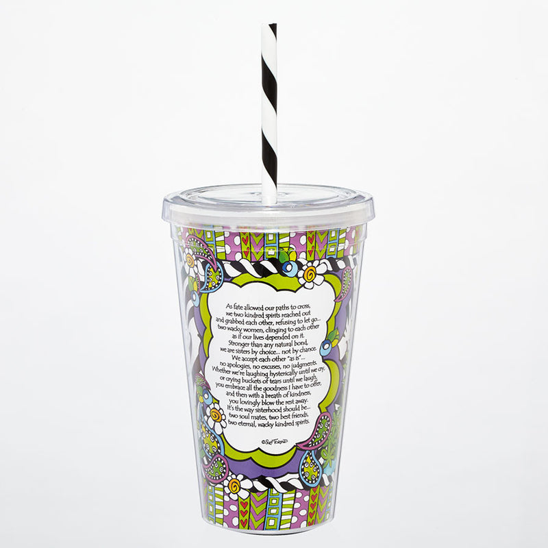 Best Friends Tumbler
