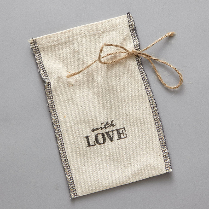 Set of 4 Favor Bags