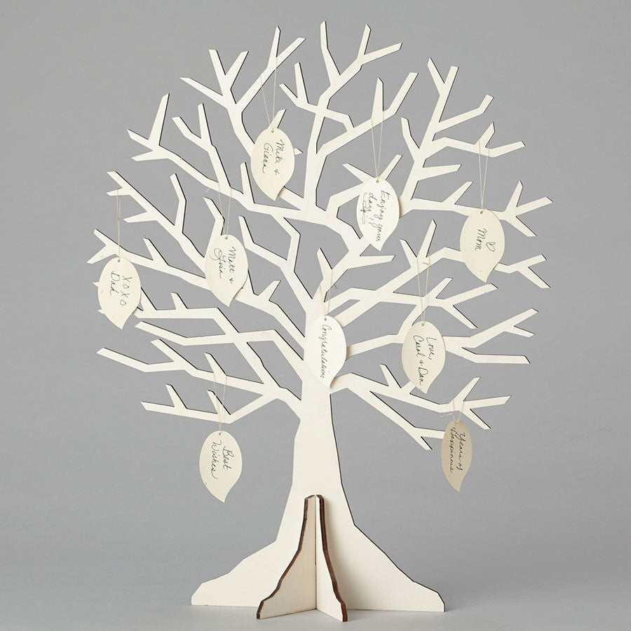 Well Wishes Tree Centerpiece