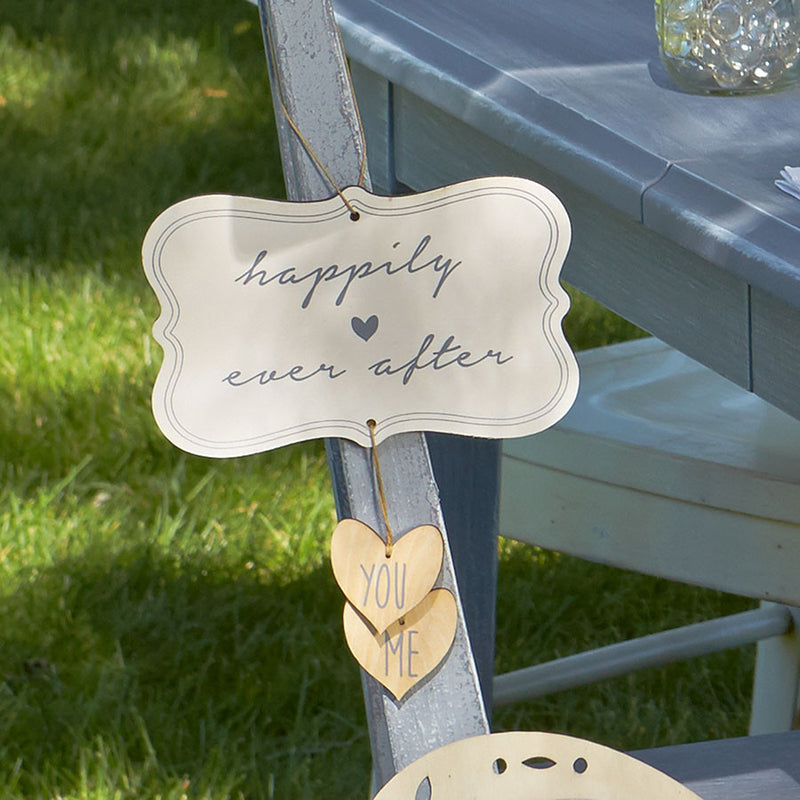 Happily Ever After Decor