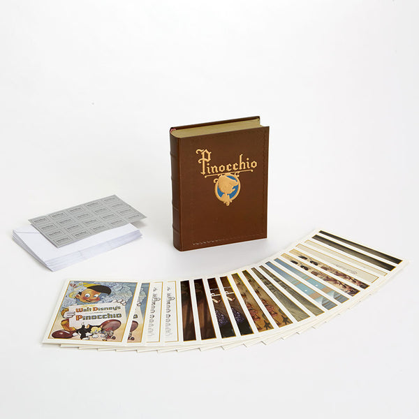 Pinocchio Notecard Set