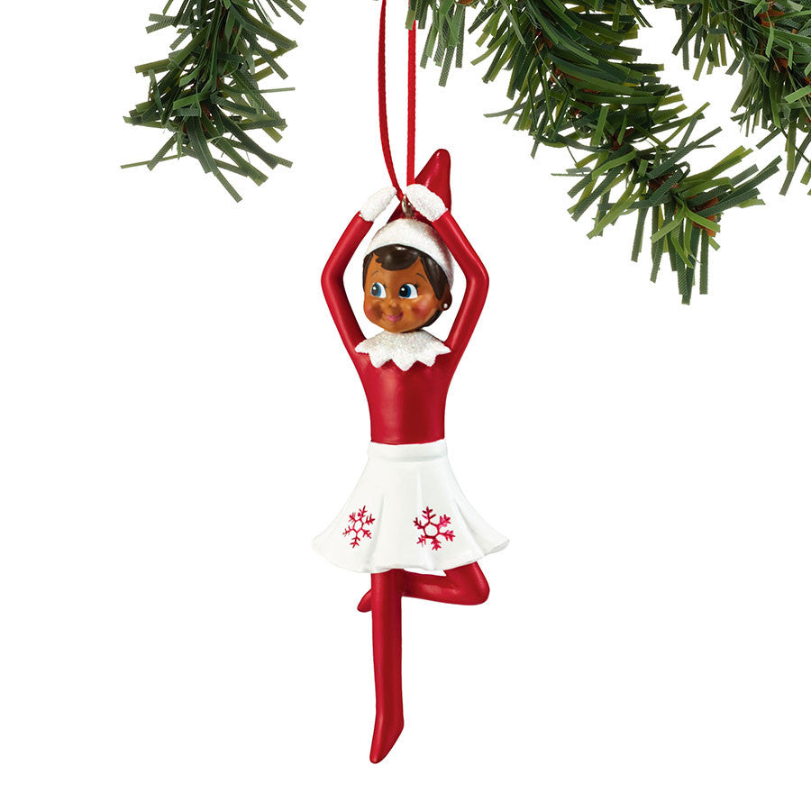 Elf Dancing Ornament
