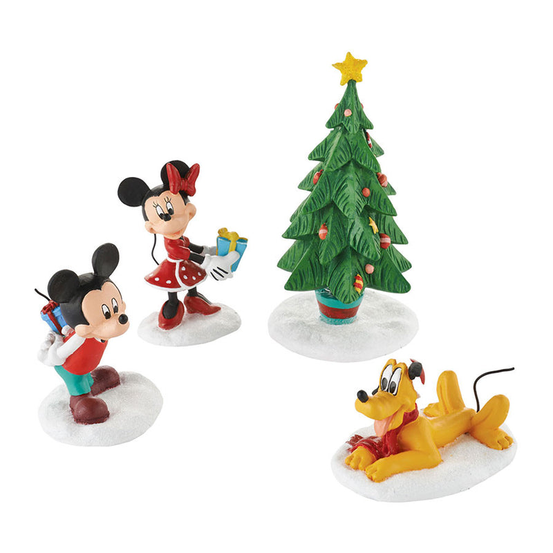 Merry Mickey Gift Set