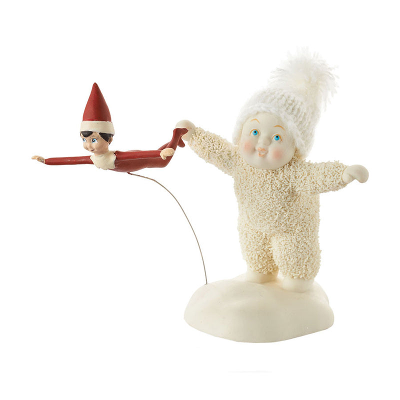 Elf On The Shelf Flying Lesson