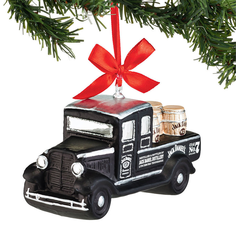 Delivery Truck Ornament