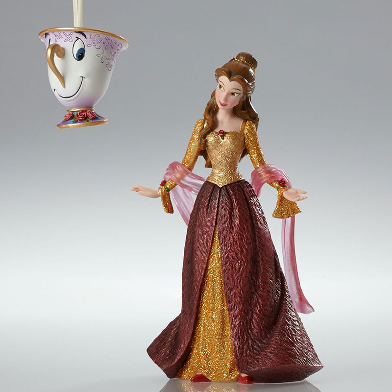 Christmas Belle & Chip HO Set