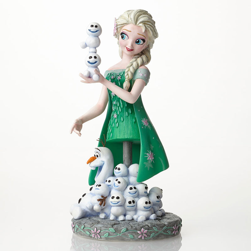Elsa and Olaf Frozen Fever