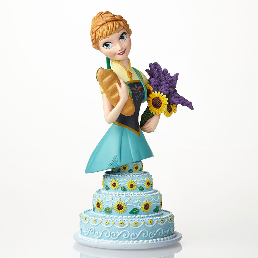 Anna from Frozen Fever