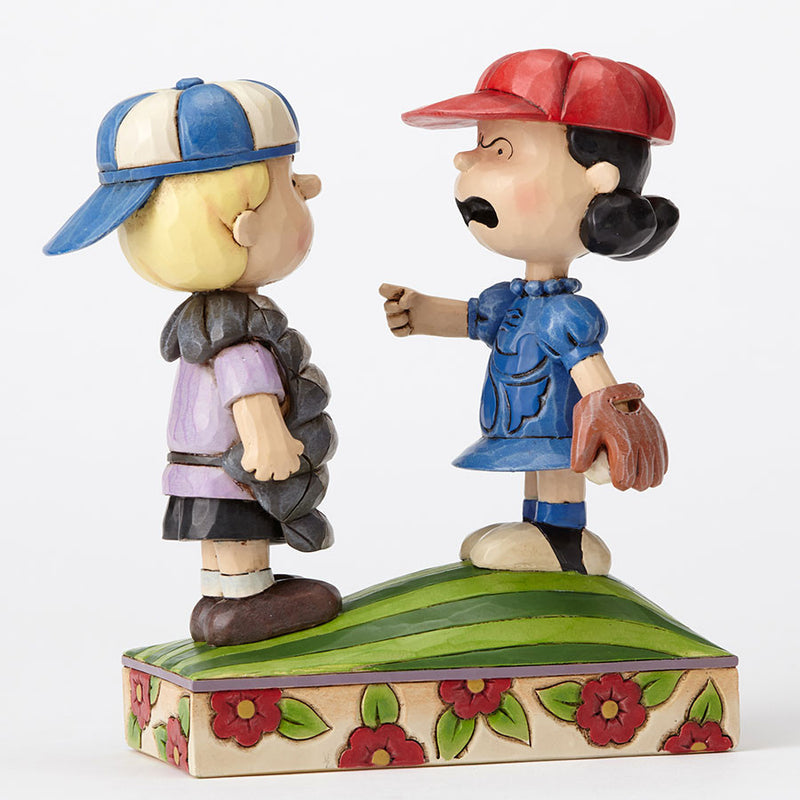Baseball Schroeder and Lucy
