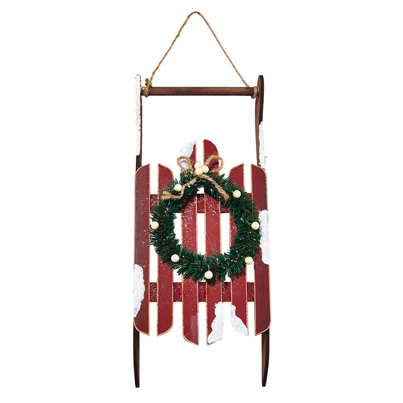 Sled Decor
