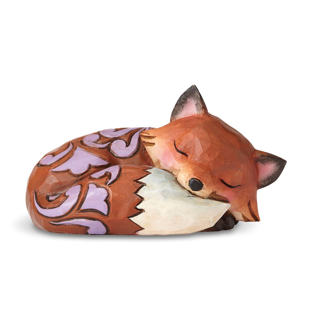 Mini Fox Sleeping