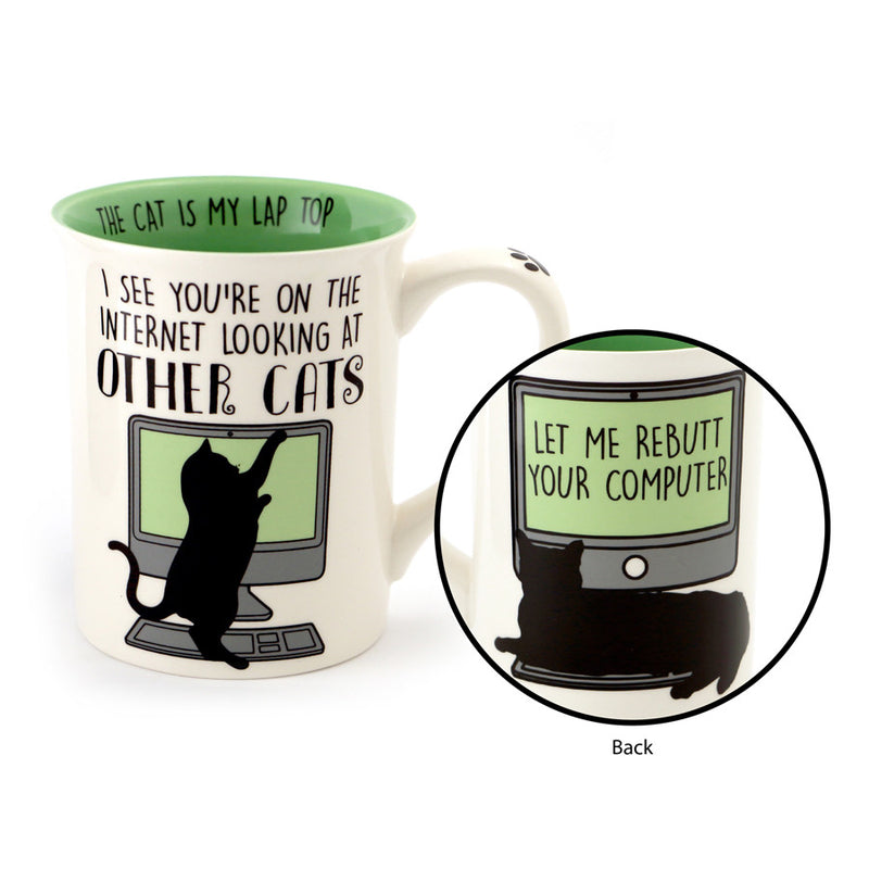 Cats On The Internet Mug