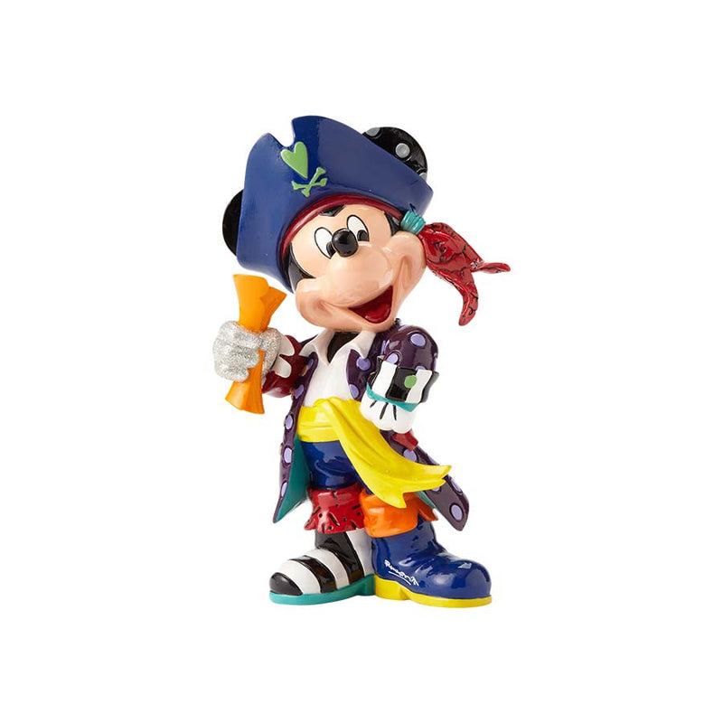 Mickey Mouse Pirate Figurine