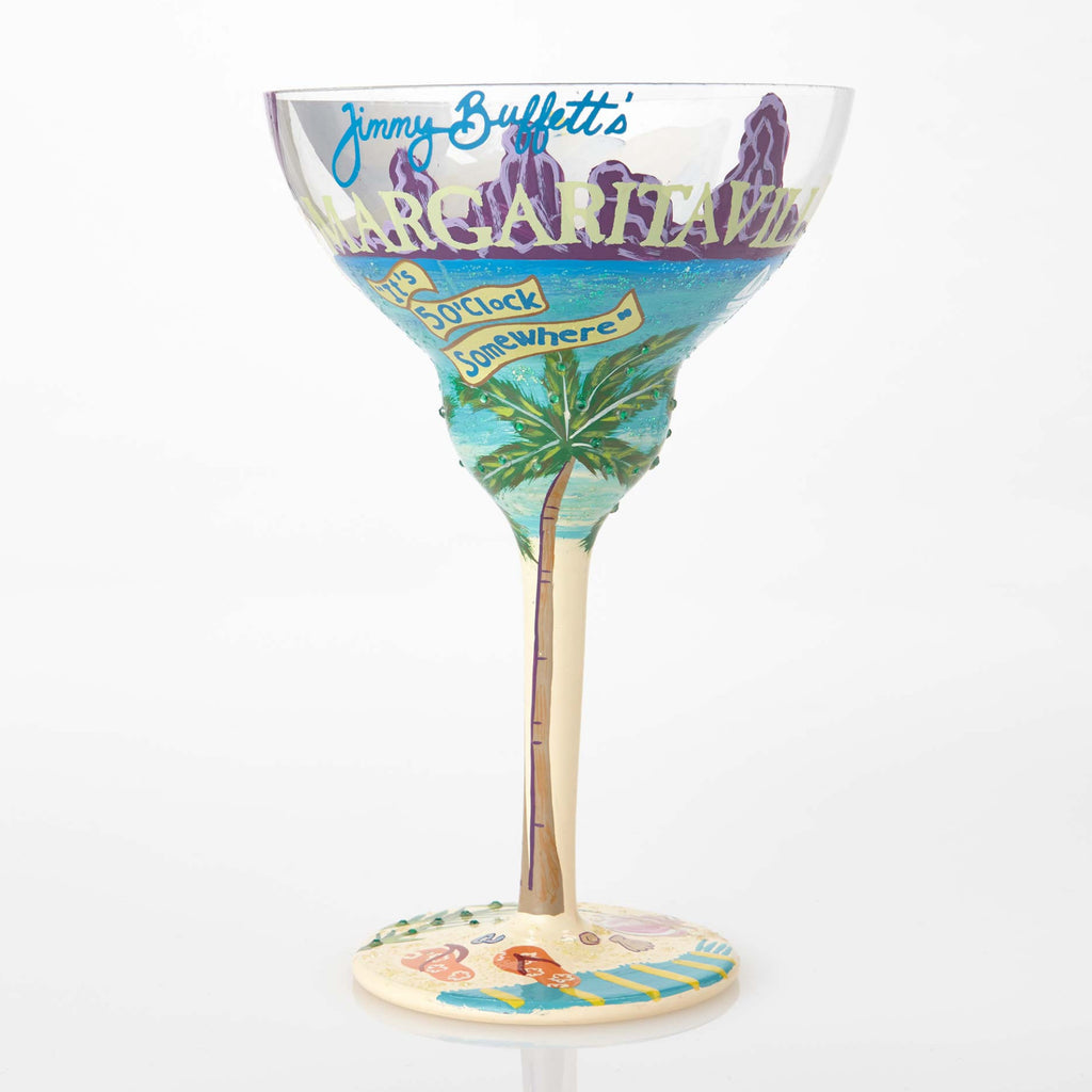 MARGARITA GLASS MARGARITAVILLE