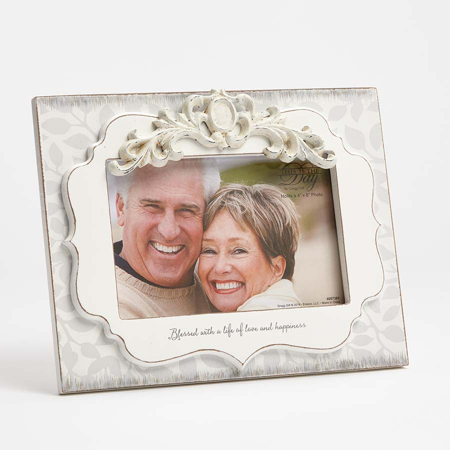 40th Anniversary Photo Frame